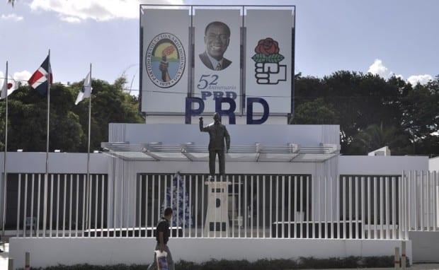 Casa Nacional del PRD.