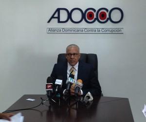 Julio Cesar de la Rosa, director ejecutivo de ADOCCO.