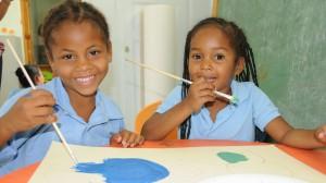 La escuela estará presente en el residencial de Boca Cachón.