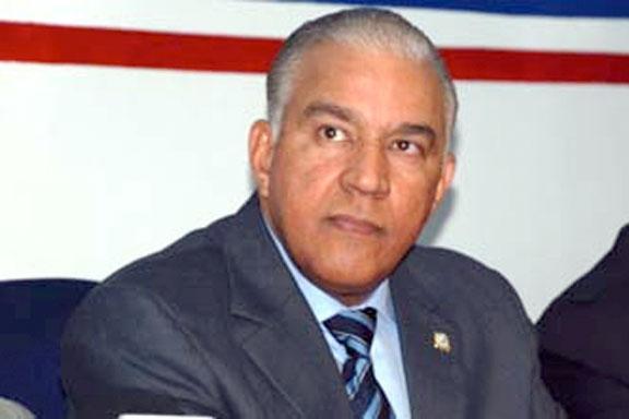 Andrés Bautista, dirigente del PRD.