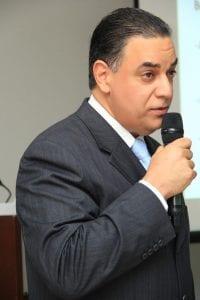 José Fernández, gerente legal del Helados Bon