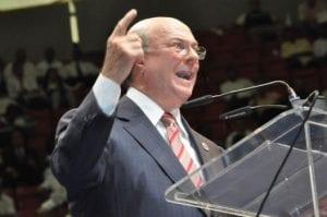 Hipólito Mejía, ex presidente de la República.