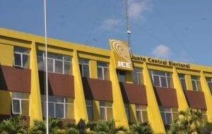 Sede de la Junta Central Electoral (JCE)
