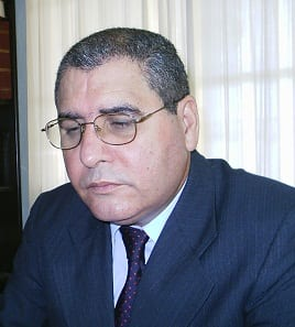 Luis R. Decamps R. abogado y profesor universitario.