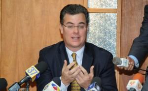 Manuel Diez Cabral, presidente del CONEP.