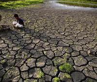 La sequía es uno de los efectos más agobiantes del cambio climáticos.