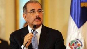 Presidente Danilo Medina.