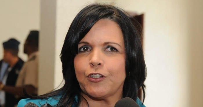 Diputada Minou Tavárez Mirabal.