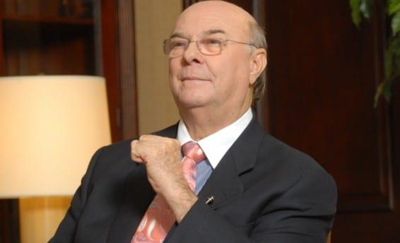 Hipólito Mejía. ex presidente de la República Dominicana.