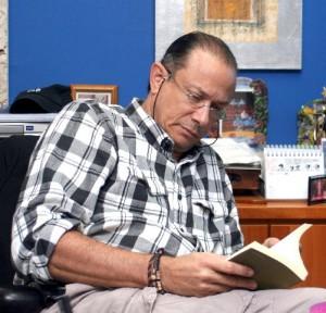 Jose Antonio Rodríguez, ministro de Cultura.