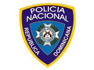 Logo Policía Dominicana