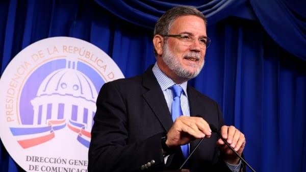 Roberto Rodríguez Marchena, director de Comunicaciones de la Presidencia.