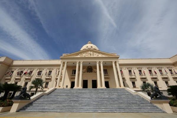 Palacio Nacional de República Dominicana.