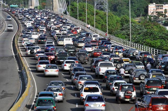 En el 2013 se registraron 163,087 vehículos.