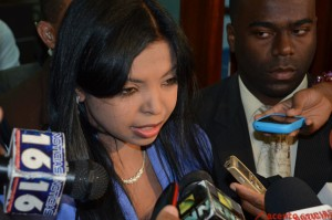 Yeny Berenice, Fiscal del Distrito Nacional.