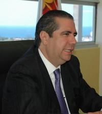 Lic. Francisco Javier Garcia, Ministro de Turismo.