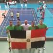 Seleccion Badminton JuvenilRD