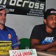 1 Los pilotos Roberto Castro y Rainear Mejía