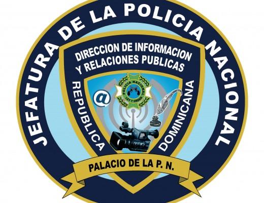 Logo Policía Nacional.