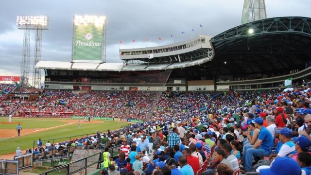 Estadio Quisqueya.
