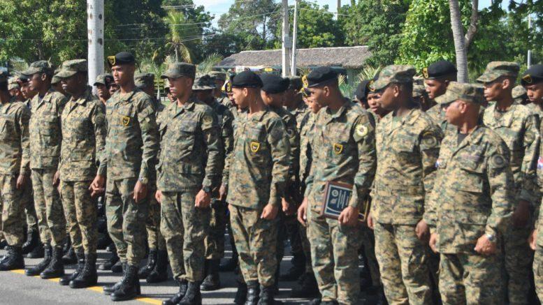 Resultado de imagen para Tropas militares dominicanas