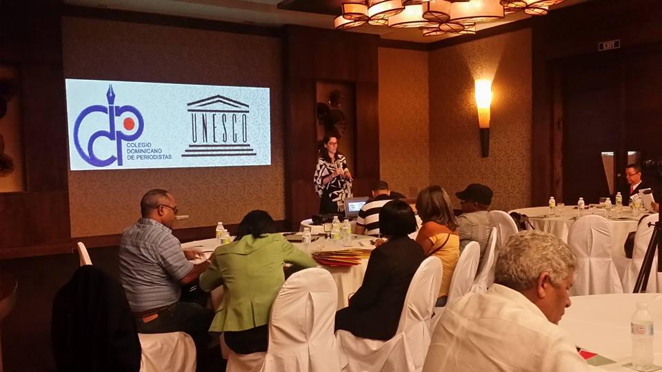 El taller se celebró el pasado fin de semana en un hotel de Bávaro.