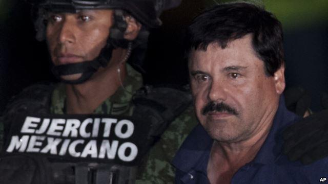 Joaquín El Chapo Guzmán, se prepara para una batalla judicial que impida su extradición.