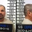 Ficha de El Chapo Guzmán tras ser ingresado a la cárcel.