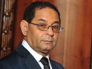 Mariano Germán, presidente del Poder Judicial.
