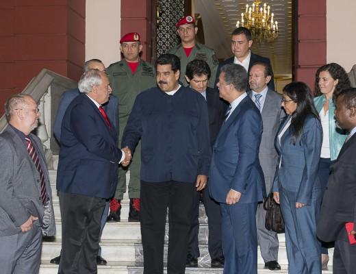 Leonel Fernández, presidió la misión de UNASUR en las pasadas elecciones de Venezuela.