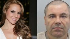 Kate del Castillo y El Chapo.