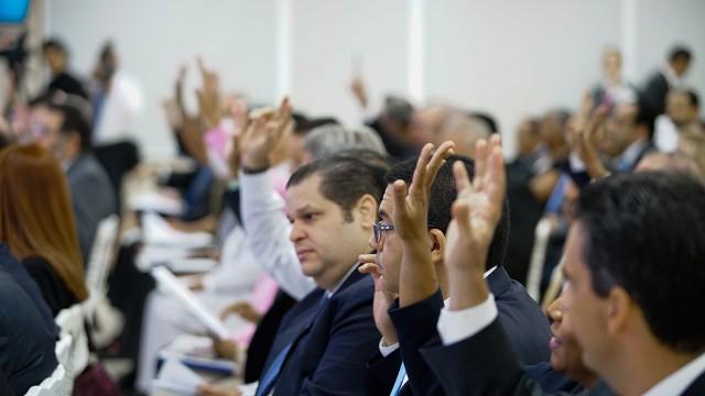 Los asambleístas, luego de aprobar la gestión del Consejo de Administración de 2015, dispusieron lo relativo al destino de las utilidades y la distribución de dividendos.