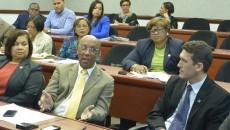 Representantes de universidades que asistieron al lanzamiento del proyecto en Inafocam