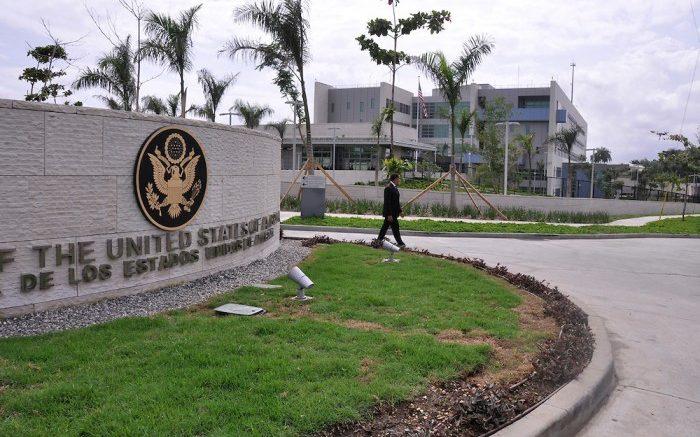 Resultado de imagen para embajada de eeuu en rep dom