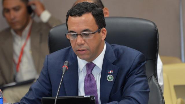 Andrés Navarro ratifica compromiso de la República Dominicana, con el fortalecimiento de la Asociación de Estados del Caribe.