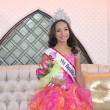 Fransiely Valdés López es la nueva Reina Infantil  Mini República Dominicana 2016