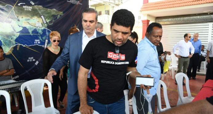 El pastor Dio Astacio, ex candidato a alcalde de SDE, y otros dos compañeros suyos, levantaron la huelga de hambre.