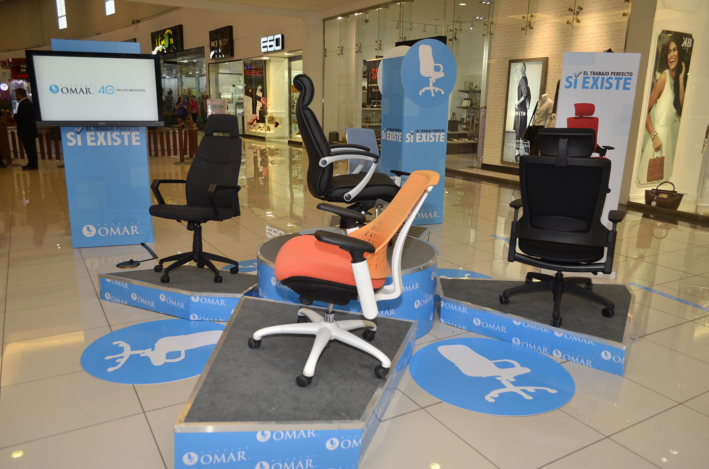Muebles Omar Inaugura Exposici N De Nuevos Modelos En Galer A 360  # Muebles Omar Santo Domingo