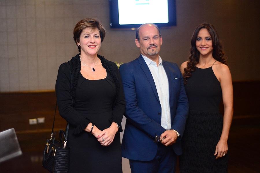 Marión Pagés, Miguel José y Carmen Amaro de Rodríguez
