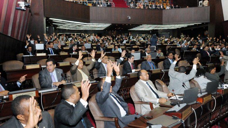 Resultado de imagen para Sesion de la camara de diputados dominicana