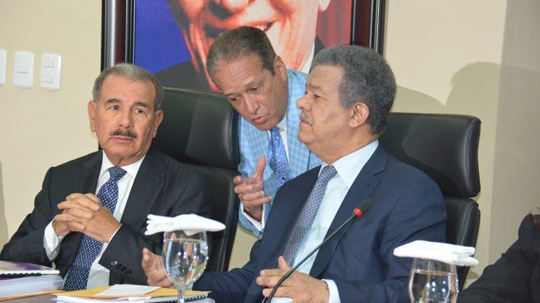 PLD ratifica Maldonado a la presidencia diputados; Pared seguirá en el Senado