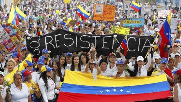 Si opositores llaman a la violencia, van presos — Maduro