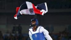 Luisito Pie, ganador de Medala de Bronce ne los juegos Olimpicos de Río.