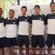 Equipo dominicano a la Copa Davis.