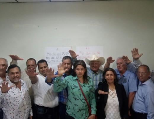 Alexis Alonso es electo nuevo presidente del Patronato Nacional de Ganaderos