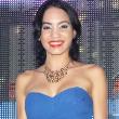 La joven Jaiza Morán elegida reina de belleza de las patronales de Santiago Rodríguez.