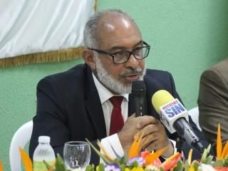 Persio Maldonado, presidente de Fedotenis.