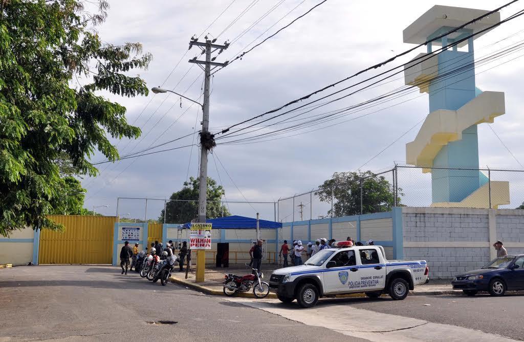 Resultado de imagen para cárcel Rafey, Santiago