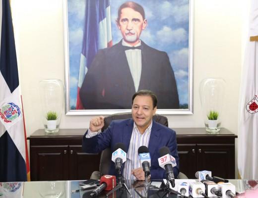 Abel Martinez en rueda de Prensa