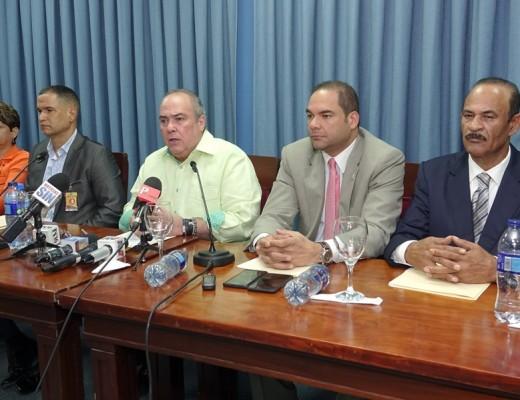 Autoridades Monte Plata